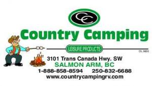 BC Interior RV Show  BCIRVS Country Camping Logo